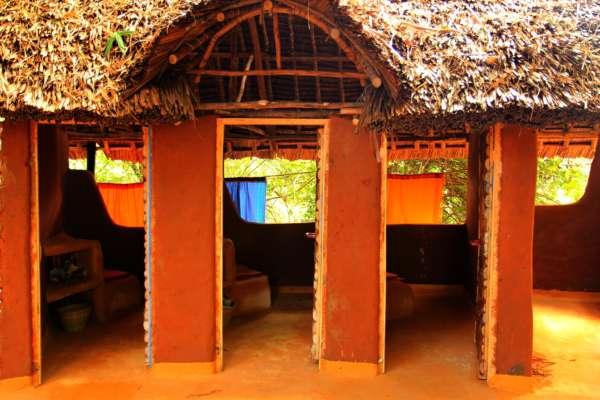 composting toilets at distant relatives kilifi